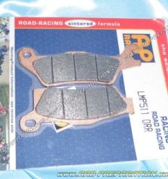 ap racing front and rear brake pads for quad and buggy can am outlander max ho efi renegade 450 500 1000cc [ 1024 x 770 Pixel ]