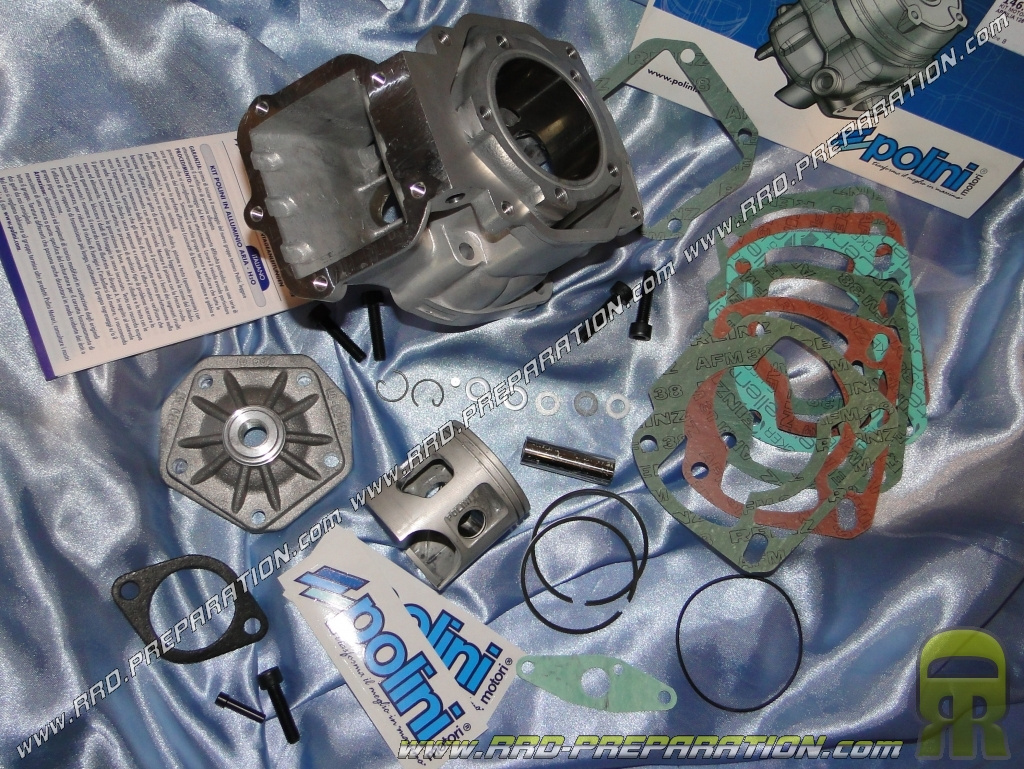 hight resolution of kit 154cc polini for engine 125cc rotax 122 and 123 aprilia rs and others 2
