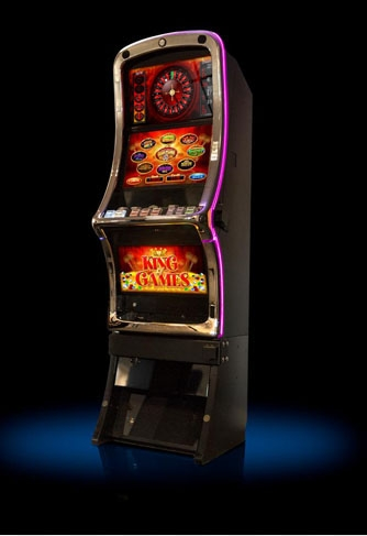 King Of Games Fruit Machines Northern Ireland RR Leisure