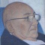 Bob Ingram - Acrylic on Canvas - 9x12 (2013)