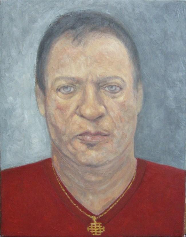 Orlando Rivera - Oil on Canvas