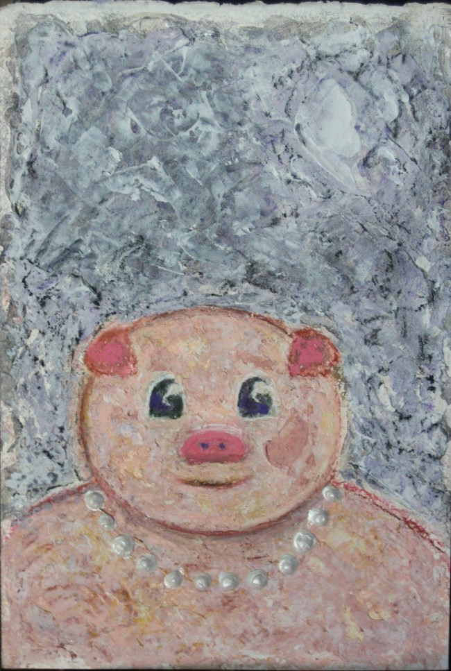 Transitional Object: Pig