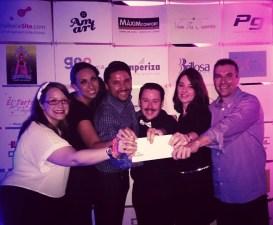 Premio Cena en Blanco 2014