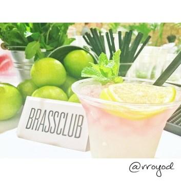 """Mojito de Vino Rosado """"Brassclub"""""""