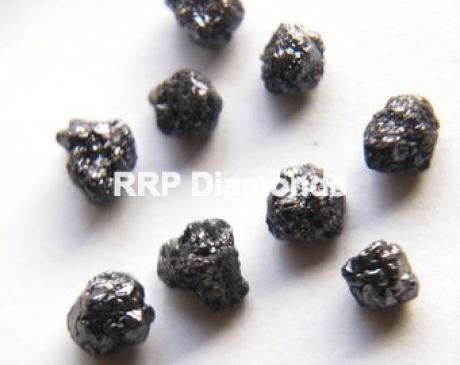Natural black diamods, rrp diamonds, black diamonds