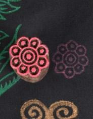 Buy Block Printing Blocks Round Floral Designs