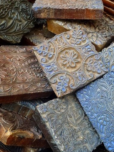 How to Create Wooden Printing Blocks