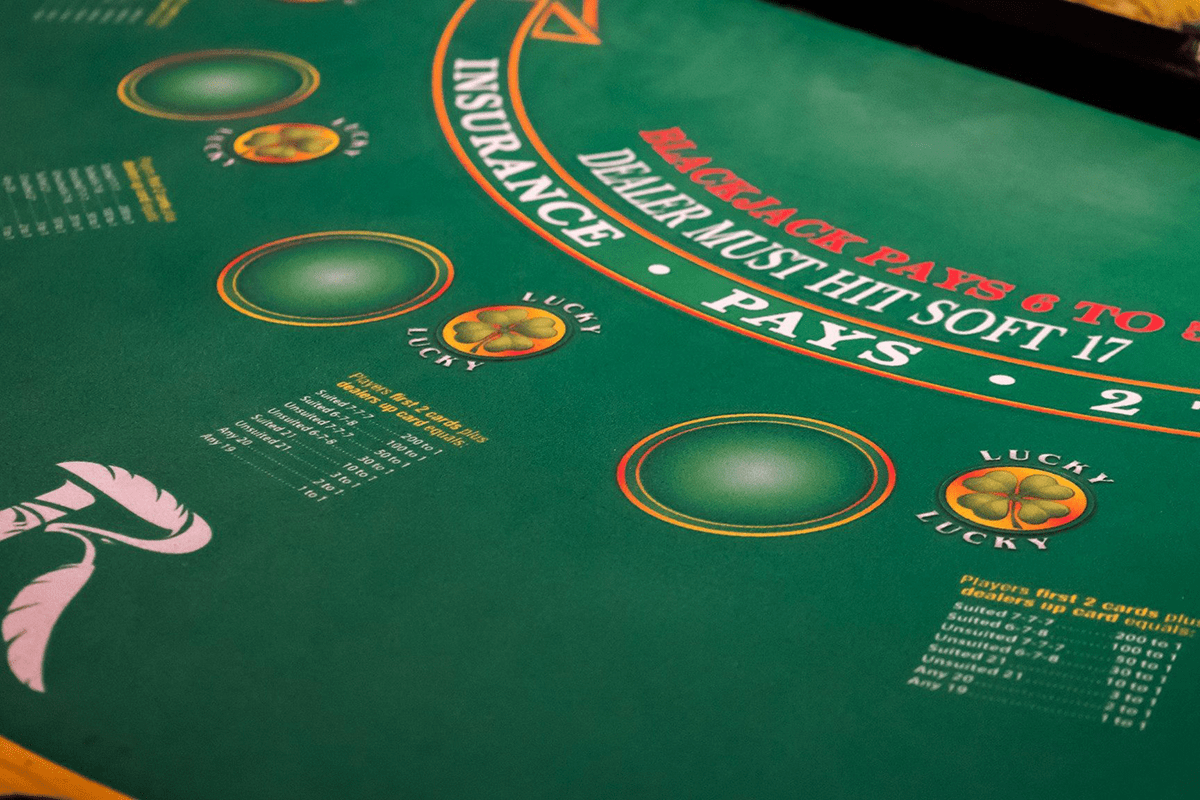 Table Games Robinson Rancheria Resort Amp Casino