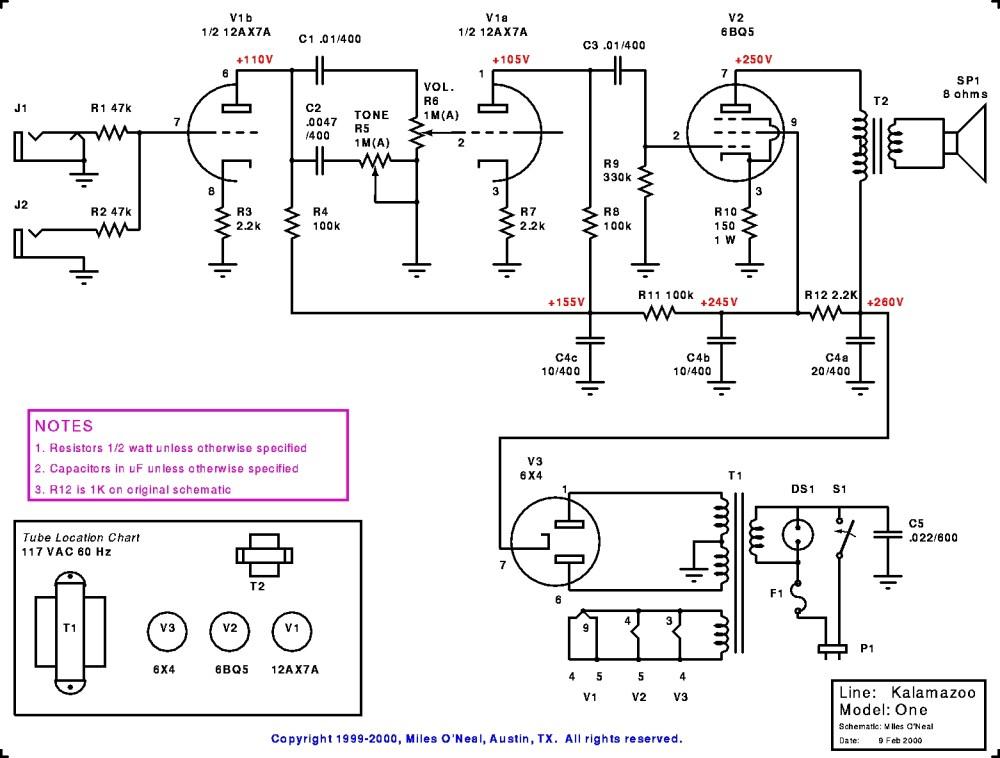 medium resolution of one amp wiring diagram
