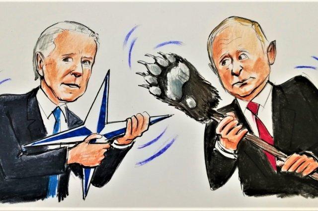 Presidenti Biden me paralajmërim të fortë para takimit me udhëheqësin rus