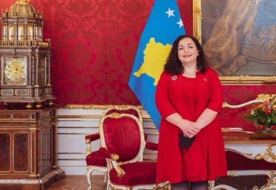 Vjosa Osmani nga Austria: BE të mbajë premtimin, Kosova i ka plotësuar kriteret për liberalizim të vizave