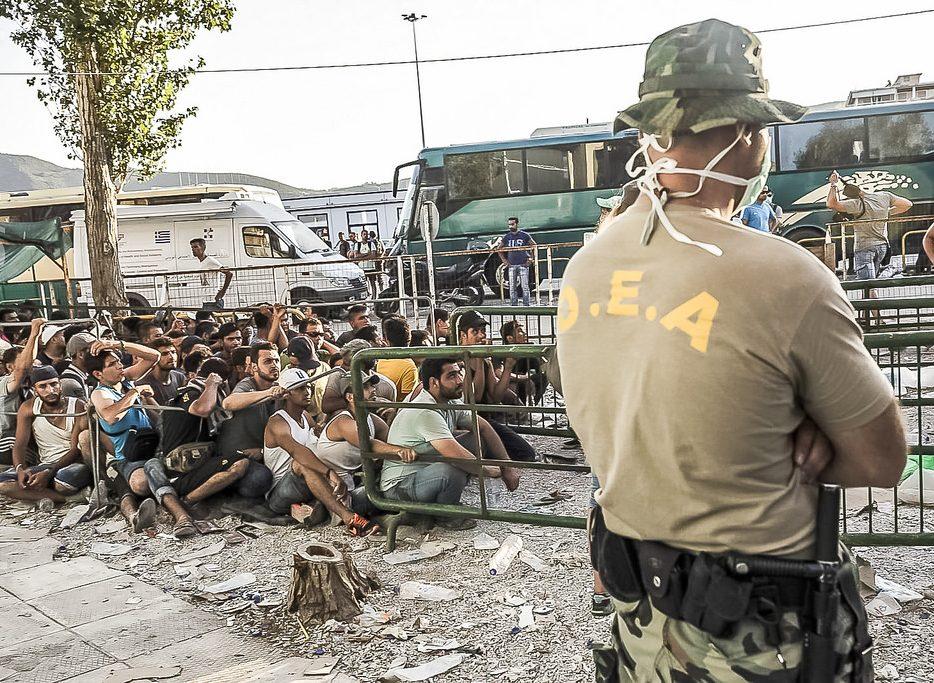 Syria refugee crisis