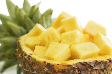 terpenes pineapple