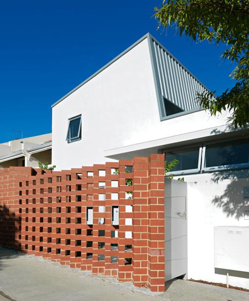 Richard Szklarz Architects - 79 Rowland Street Subiaco 4