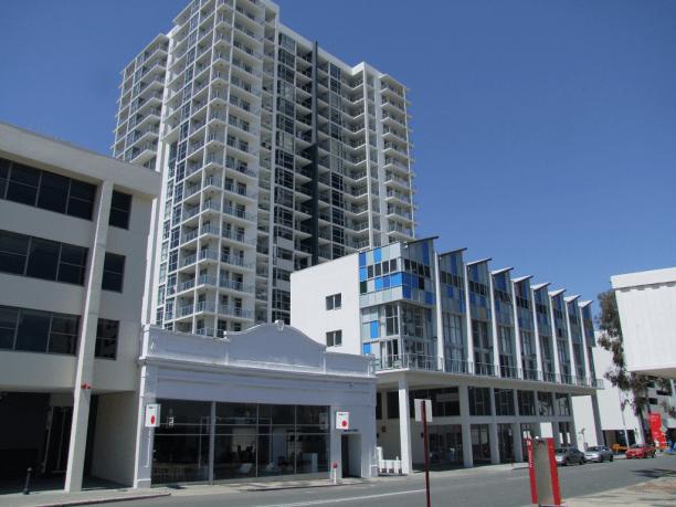 Richard Szklarz Architects - 996 Hay Street Perth 3