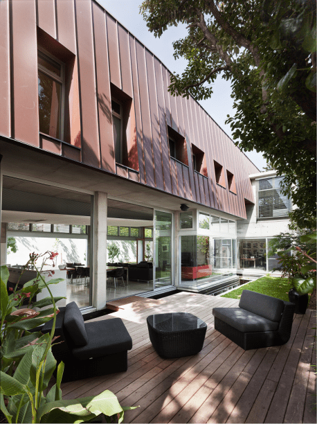Richard Szklarz Architects - Broome Street Cottesloe 19