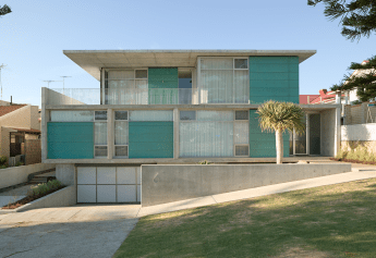Richard Szklarz Architects - Gibney Street Cottesloe 2