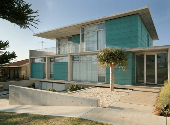 Richard Szklarz Architects - Gibney Street Cottesloe 3