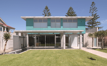 Richard Szklarz Architects - Gibney Street Cottesloe 6