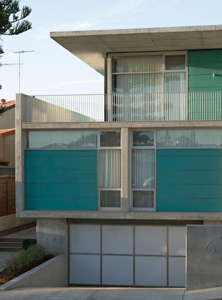 Richard Szklarz Architects - Gibney Street Cottesloe 7