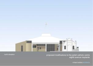 Richard Szklarz Architects - Polish Catholic Centre 3