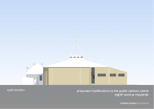 Richard Szklarz Architects - Polish Catholic Centre 4