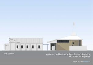 Richard Szklarz Architects - Polish Catholic Centre 6