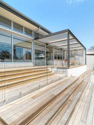 Richard Szklarz Architects - Wood Street Swanbourne 13