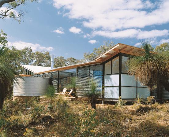 Richard Szklarz Architects - Yallingup Weekender Margaret River 9