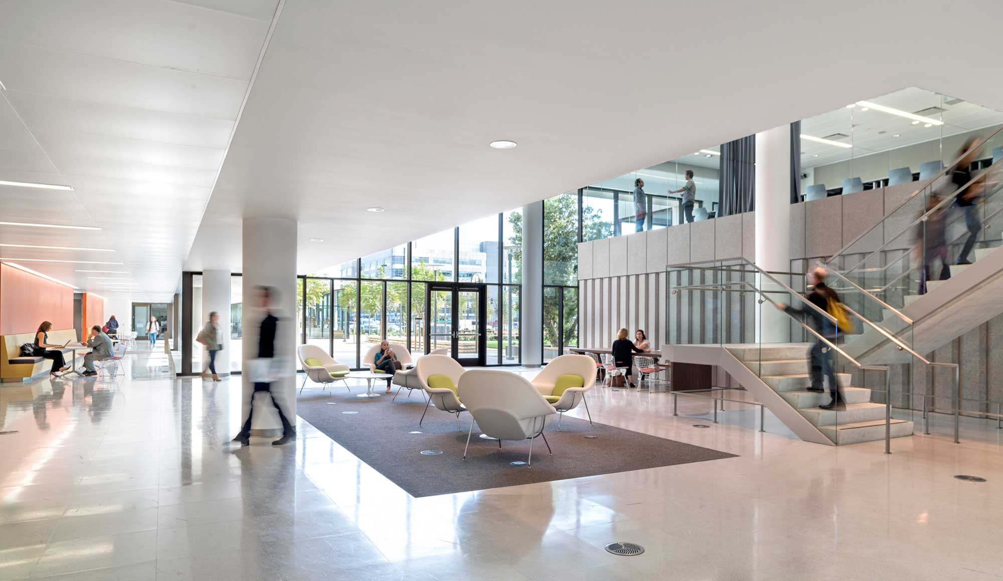 UCSF Mission Hall Global Health  Clinical Sciences Building