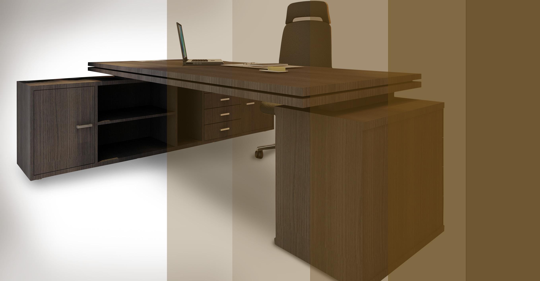 Mesa Executiva  RS Design