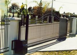 Slide Gates  Serving the Bay Area Oakland San Leandro Hayward Fremont Castro Valley