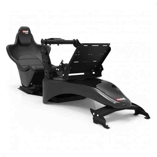 RSeat Formula 1 V2 - Zwart