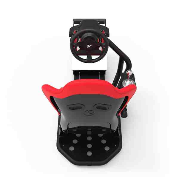 rseat rs1 red black 10