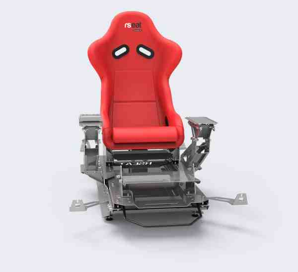 rseat s1 red silver upgrades pro shifter 04