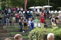 Jedermann-Triathlon im Sindelfinger Freibad und ...