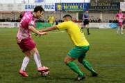 Una microrrotura en el cuádriceps impedirá a Hugo Vitienes ser de la partida frente al Atlético Albericia