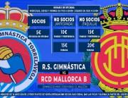 A la venta las entradas para el partido de ida de la fase de ascenso ante el Mallorca B