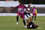 Palazuelos y Nacho Rodríguez, con la mira puesta en el partido del domingo; Salas ha comenzado la rehabilitación