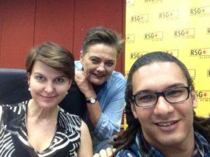 Die Tjailatyd-span: Amore, Marietta en Jody