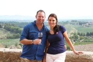 In die Toskane - San Gimignano