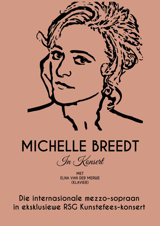 Sondag 19h40: Michelle Breedt in konsert