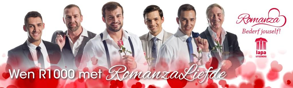 Ontvlug met RomanzaLiefde!