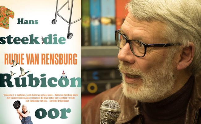 Nuwe oggend boekvoorlesing: Hans steek die Rubicon oor