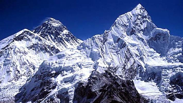 Die dodelike geheime van Berg Everest