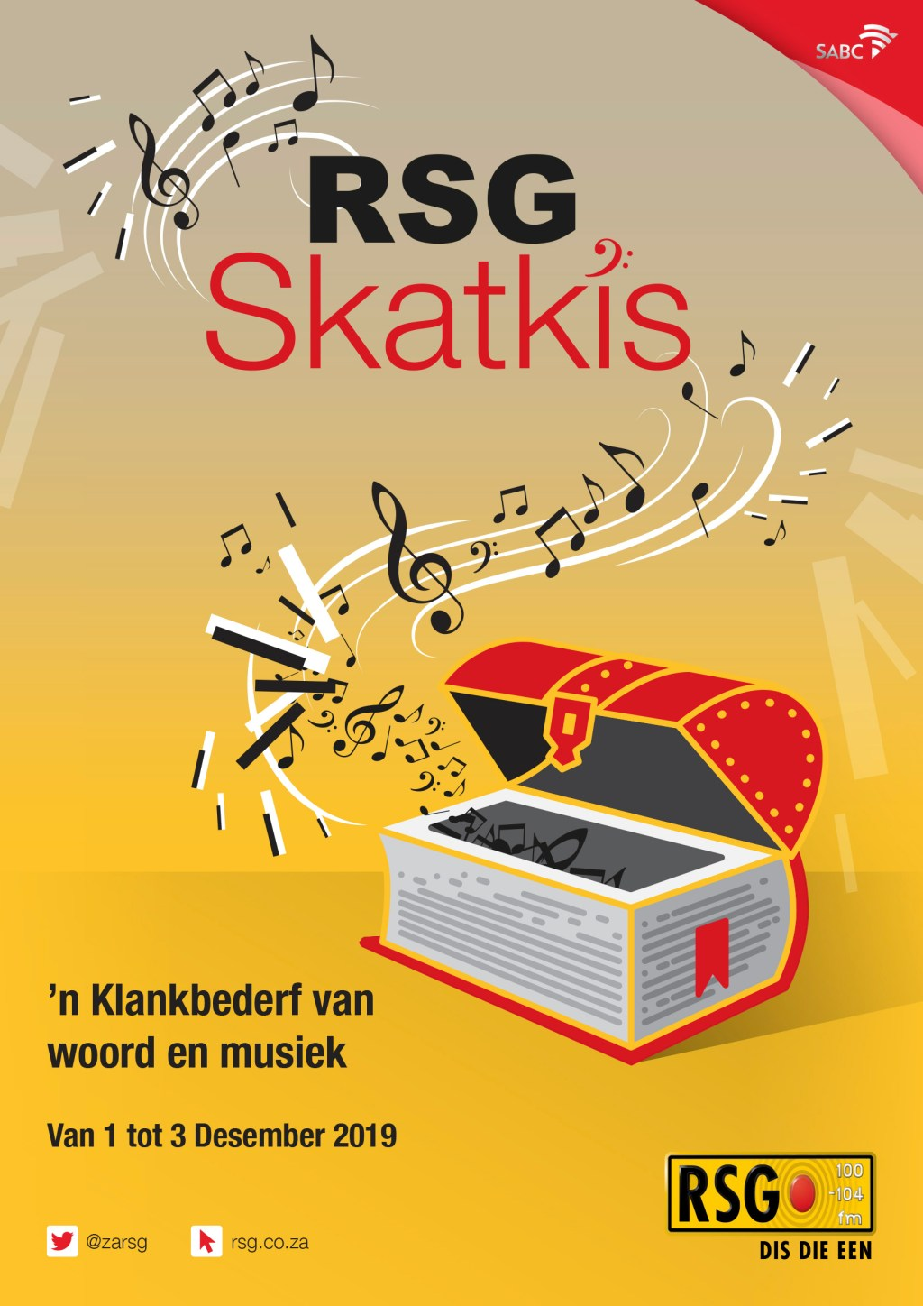 Skatkis 2019: die hele program
