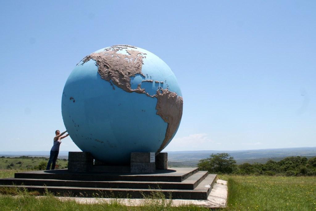 Suid-Afrika se mooiste aardbol