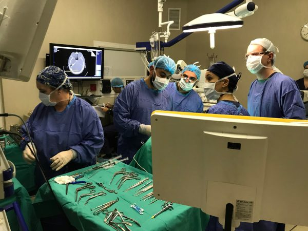 Transorbitale chirurgie 3