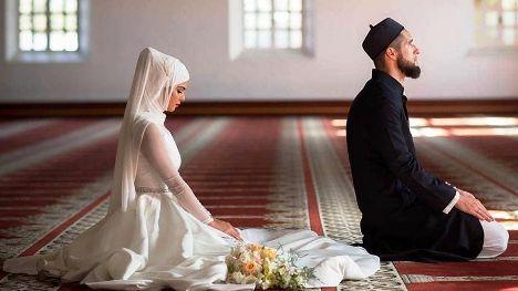 Kontrakte en testamente; Moslem-huwelike