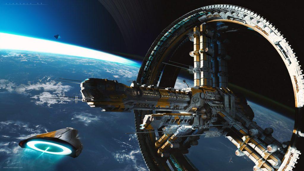 Hoe versnel ruimtetuie?